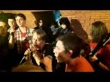 Crazy House и SKAнаХ Плохой Роман (Live Кафе Сундук) 26.01.2013.MP4