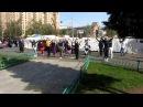 Флешмоб на свадьбе у Таганского ЗАГСа.