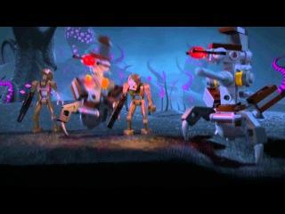 Лего Звездные Войны  Хроники Йоды 1 эпизод 2 часть Umbaru.