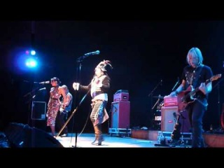 Adam Ant 09 Room At The Top Fairfield Halls 06092012