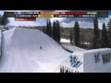 X Games Aspen 2013 Nick Goepper Run 3 Mens Ski Slopestyle Final