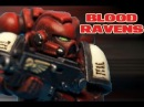 How to paint Blood Ravens Space Marine by Lester Bursley