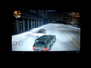 GTA III на Asus Transformer TF101
