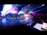 One Direction live show week 9 Only Girl In The World The X Factor Semi Final 2010