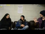 Interview with Anna and Kay of Eluveitie (Toronto, Canada. 13.12.2012)