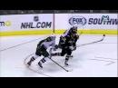 Eric Nystrom vs Justin Falk fight Mar 29 2013 Minnesota Wild vs Dallas Stars NHL Hockey