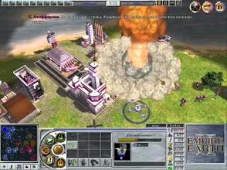 Empire Earth 2 - Nuclear War