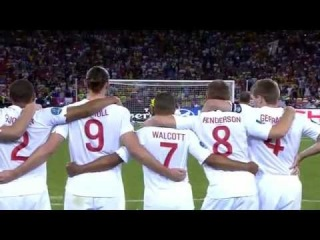 Евро 2012 Англия - Италия 0-0 (серия пенальти 2-4) HD