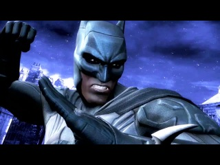 Injustice Gods Among Us : Batman VS The Flash !