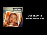 Example - 'Say Nothing' (Foamo Remix) (Out 16.09.12)