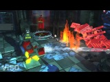 LEGO Batman 2 : Official DC Super Heroes Trailer [HD]