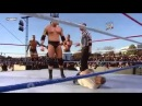 WWE Tribute to the Troops 2010 John Cena, Rey Mysterio, and Randy Orton vs Miz De Rio and Barret