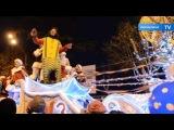 В Тбилиси зажглась главная новогодняя елка