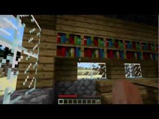 MineCraft приключения HopZor'a #1