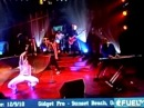 Foxy Shazam Wanna-Be Angel Live on Fuel TV Daily Habit 05/05/10