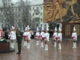 Барабанщицы хореографической школы г. Краснотурьинск
