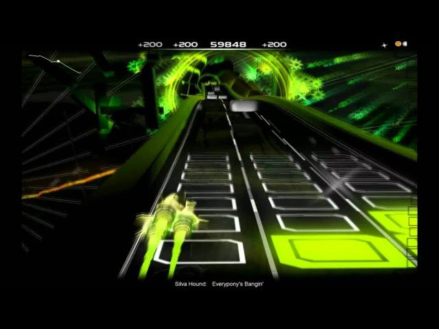 Audiosurfing: Everypony's Bangin' by Silva Hound [Perfect Run]