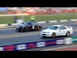Porsche 202 vs Chaser V