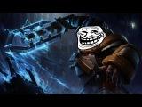 Garen Trolls Tryndamere [Fail] - League of Legends