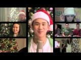 Jingle Bells Feat. Mike Kim, Jason Chen, Alyssa Bernal, Kevin Lien, Cathy Nguyen, ADD, Amber Bayani