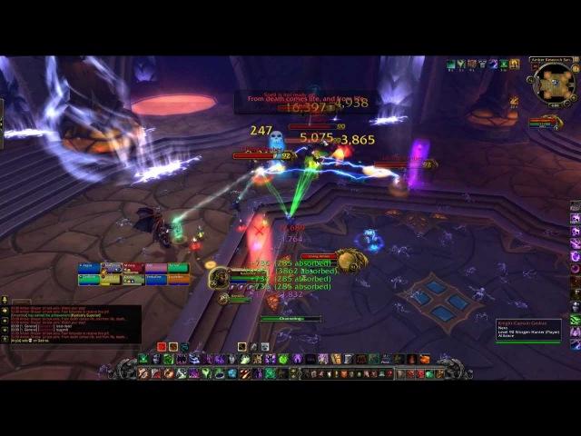 Mop PTR beta Amber-Shaper Un'sok bugged kill