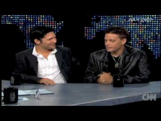 COREY HAIM & COREY FELDMAN LAST APPEARED ON LARRY KING LIVE IN 2007! R.I.P.
