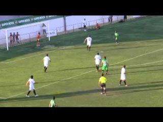 Resumen del partido Real Betis - Olhanense