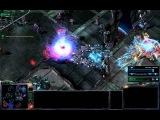 StarCraft 2 воронка пустоты + ядерный удар