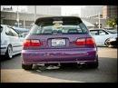 Honda Civic V EG3 EG4 EG5 EG6 Hatch - JDM USDM Tribute Film 7 ( Part 1 )