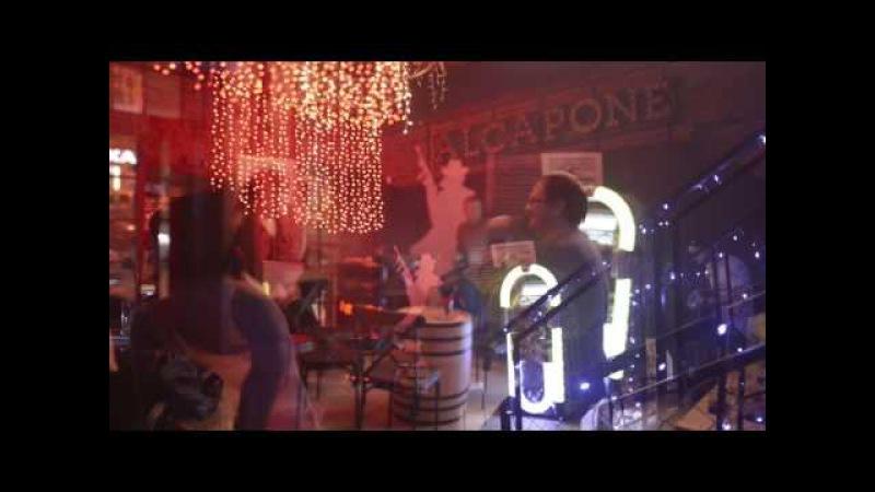 Выступление Жени Чеботаева в Al Capone Bar Spb Аль Капоне бар Спб