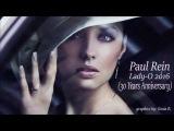 Paul Rein - Lady-O 2016 (30 Years Anniversary)