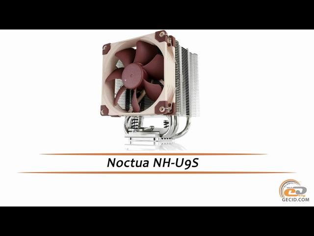 Noctua NH U9S обзор процессорной системы охлаждения