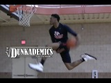 Jonathan Clark &amp New Williams RAW Dunks INSANE Dunk Session!