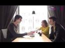 Tea-TIME, Выпуск №19 Ярослав Жалнин и Элона Жалнина в кафе Кабуки