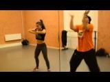 NST 4 - Сергей Наконечный &amp Юлиана Бухольц (song - Lady Gaga Swine)