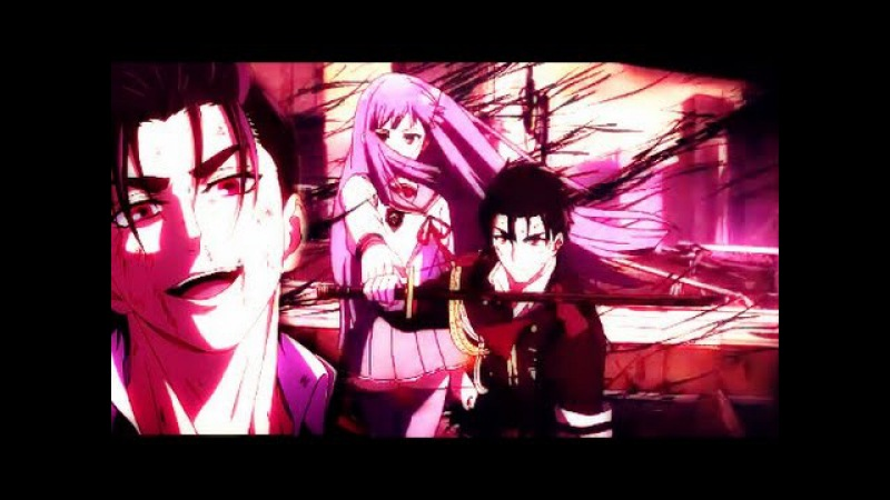 Owari No Seraph Collab |Shinoa x Yu/Mahiru x Guren|I need somebody to die