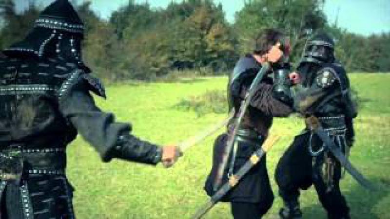 36.Bölüm - Ertuğrul ve Alpleri Moğollarla Savaşıyor