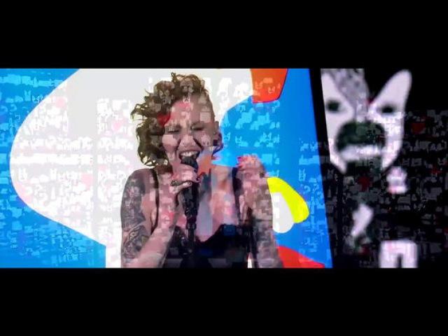 Eva - Voglio Andare Fino in Fondo (Live)