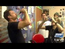 Water Chugging: Ryan Vs Justin Bieber | On Air With Ryan Seacrest