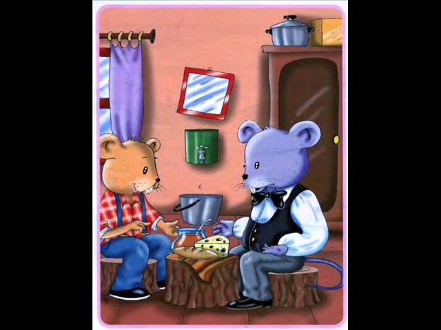 English for children. Spotlight 2. pp.58-59 The Town Mouse And the Country Mouse