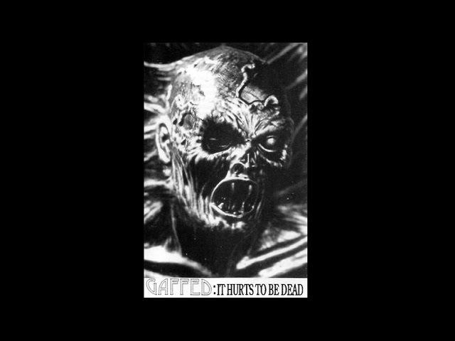 GAFFED - Chopping spree (Death metal, old school death, 1995, Usa)