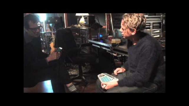 Depeche Mode - In The Studio (2008) - Web Clip 9