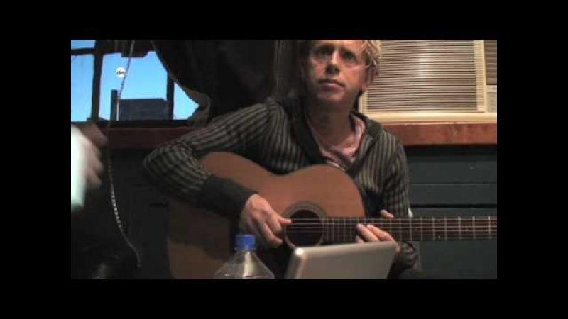 Depeche Mode - In The Studio (2008) - Web Clip 21