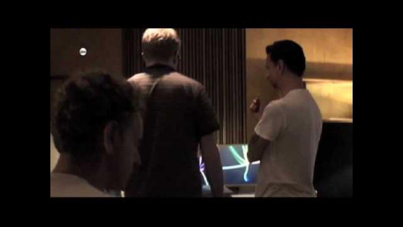Depeche Mode - In The Studio (2008) - Web Clip 13