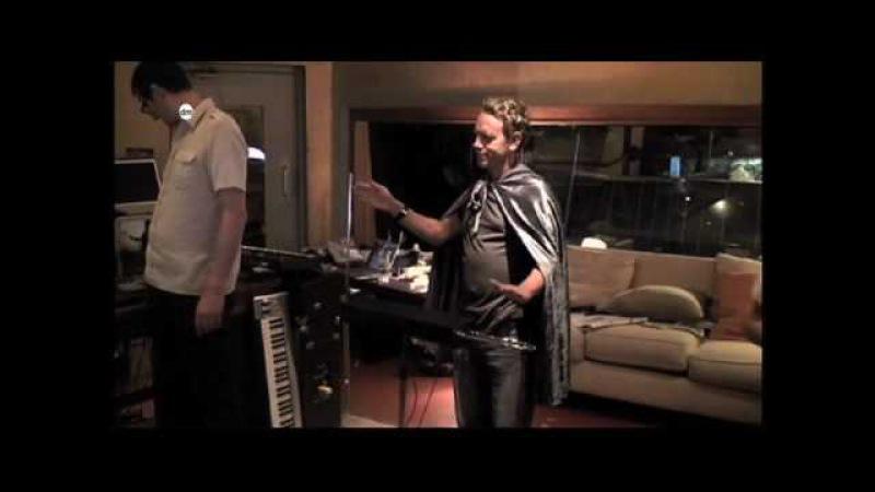 Depeche Mode - In The Studio (2008) - Web Clip 17