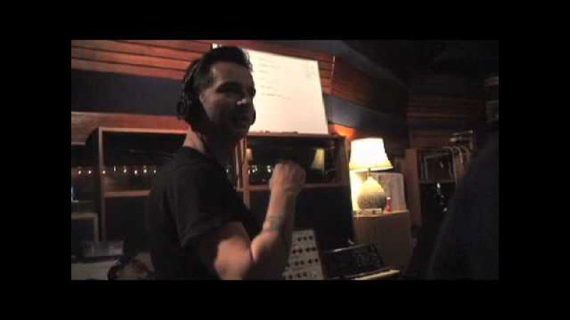 Depeche Mode - In The Studio (2008) - Web Clip 6