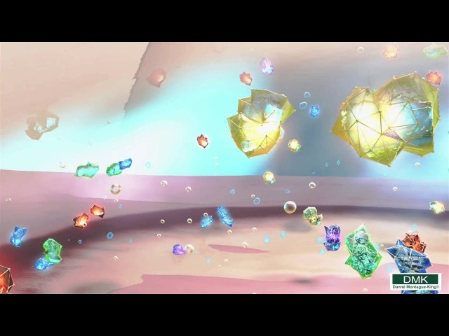 DMK's Enzyme Treatment - Animation of Enzyme Masque 1