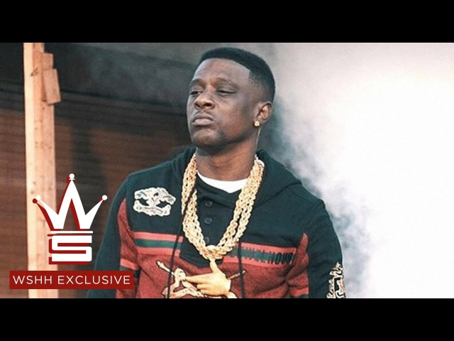 Boosie Badazz Fuck The Police x10 (WSHH Exclusive - Official Audio)