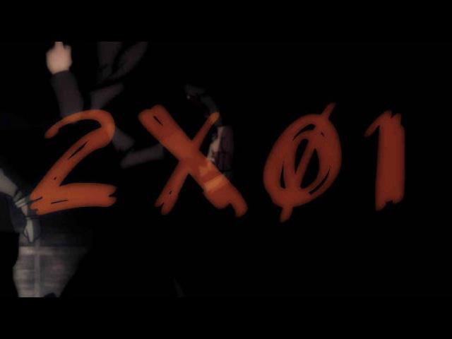 1 серия 2 сезон сказания зестирии крест многоголоска AniStar мир без недоброжелателей