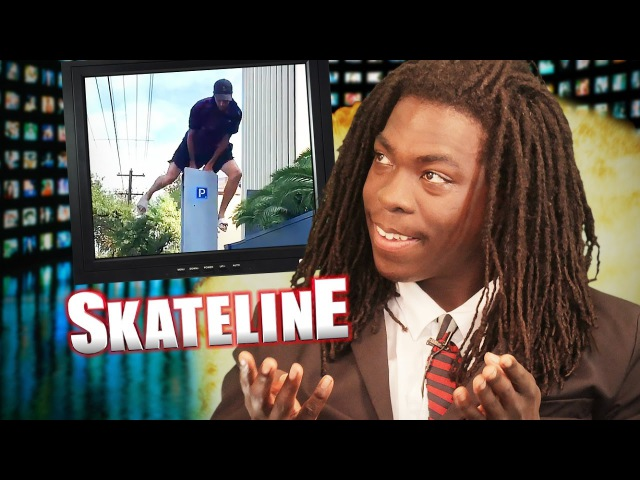 SKATELINE - Shane ONeill, Nick Tucker, Andrew Brophy, Marc Johnson, GX 1000